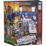 Transformers Figurer Hasbro Transformers Generations War for Cybertron: Kingdom Leader WFC-K20 Ultra Magnus