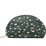Skinn Necessärer & Sminkväskor Whistles Nina Make Up Bag - Leopard Print