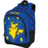 Ryggsäckar Pokémon Light Bolt Backpack - Blue