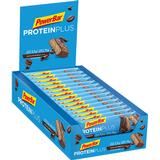 Bars PowerBar Protein Plus Chocolate Brownie 35g 30 st