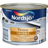 Tinova VX + 2 in 1 Träfärger Svart 10L