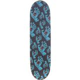 "Skateboard Santa Cruz Classic Dot Super Micro 7.25"""