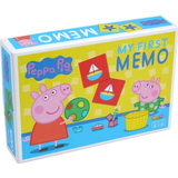 Sällskapsspel Barbo Toys Peppa Pig My First Memo