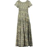 Odd Molly Myrtle Dress - Green Slate