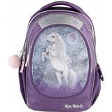 Väskor Top Model Miss Melody School Backpack - Glitter Purple