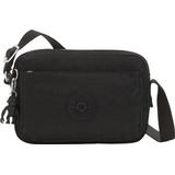 Axelremsväskor Kipling Abanu Mini Crossbody Bag - Black Noir
