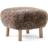 &Tradition Pouf ATD1 53cm Fotpall