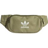 Midjeväskor Adidas Adicolor Branded Webbing Waist Bag - Orbit Green/Focus Olive/White