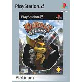 PlayStation 2-spel Ratchet And Clank