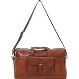 Weekendbags Saddler Charles Weekend Bag - Brown