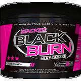 Kosttillskott Stacker2 Europe Black Burn Micronized Fruit Punch 300g