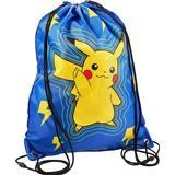 Gymnastikpåsar Pokémon Light Bolt Gym Bag - Blue