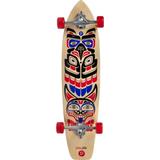 """Lönnträ Longboards Playlife Longboard Cherokee 8.75"""""""