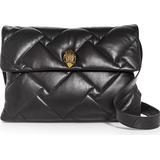 Väskor Kurt Geiger Kensington Soft Large Bag - Black