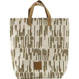 Väskor House Doctor Shopping Bag - Row/Sand