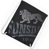 Gymnastikpåsar Lonsdale Printed Gym Sack - Black