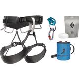 Klätterpaket Black Diamond Momentum 4S Harness Package L/XL