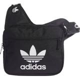 Handväskor Adidas Adicolor Sling Bag - Black/White