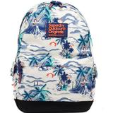 Ryggsäckar Superdry Hawaiian Montana Backpack - Hula Girls Navy Blue