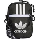 Handväskor Adidas Adicolor Classic Festival Bag - Black/White