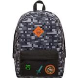 Väskor Minecraft Explorer Backpack - Grey