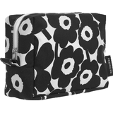 Necessärer & Sminkväskor Marimekko Vilja Mini Unikko Cosmetic Bag - Black/White