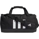 Duffelväskor & Sportväskor Adidas Essentials 3-Stripes Duffel Bag Small - Black/White