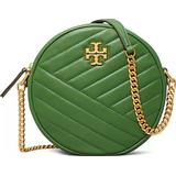Handväskor Tory Burch Kira Chevron Circle Bag - Arugula