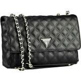Svarta Väskor Guess Cessily Crossover Bag - Black