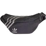 Midjeväskor Adidas Waist Bag - Black/Silver Metallic