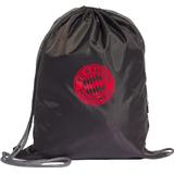 Gymnastikpåsar Adidas FC Bayern Gym Sack - Black/Fcb True Red