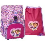 Väskor Lego Outbag Basic School Bag Set - Friends/Confetti