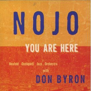 Neufeld-Occhpinti Jazz Orchestra & Don Byron - You Are Here