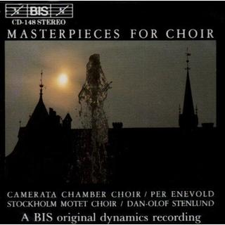 Enevold/stenlund Chamber C - Masterpieces For Choir