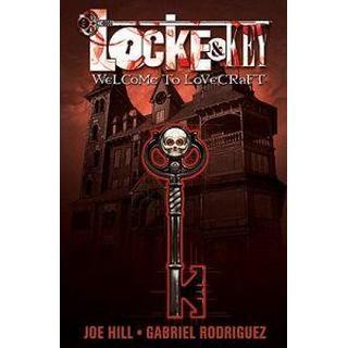Locke & Key: Volume 1 - Welcome to Lovecraft (Inbunden, 2008)