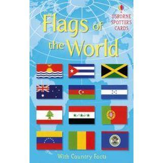 Flags of the World Usborne Spotter's Cards (Okänt format, 2010)