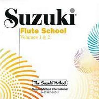 Suzuki Flute School: Volumes 1 & 2 (Ljudbok CD, 1997)