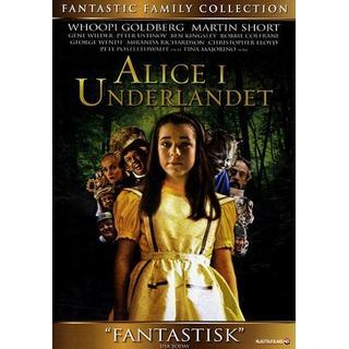 Alice i Underlandet (DVD 1999)