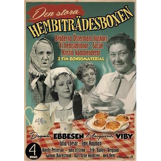 Den stora hembiträdesboxen (DVD 1942-1946)
