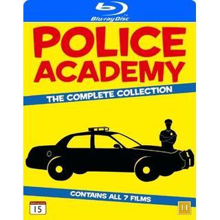 Polisskolan: Complete collection (Blu-Ray 2013)