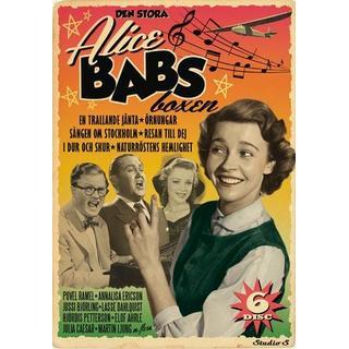 Den stora Alice Babsboxen (DVD 1942-1953)