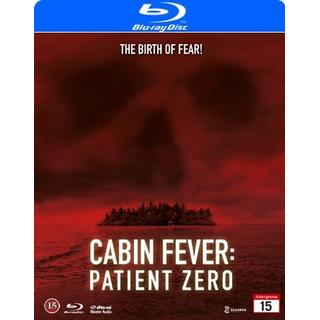 Cabin fever 3: Patient zero (Blu-Ray 2014)
