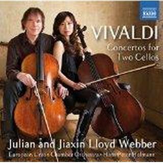 Julian Lloyd Webber - Vivaldi: Concertos For Two Cellos