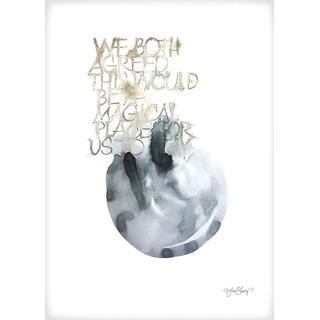 Ylva Skarp Magical Place 30x40cm Poster