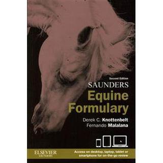 Saunders Equine Formulary (Pocket, 2014)