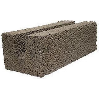 Finja U Block Leca 590x190x190mm