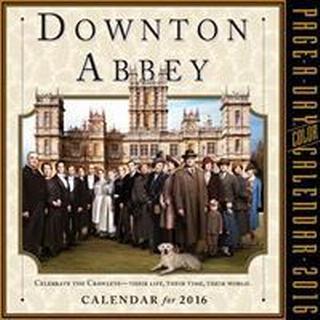 Downton Abbey Color 2016 Calendar (Övrigt format, 2015)