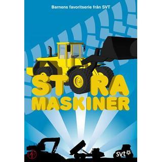 Stora maskiner 1 (DVD 2007)