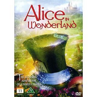 Alice i Underlandet (1985) (DVD 1985)