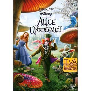Alice i Underlandet (DVD 2009)